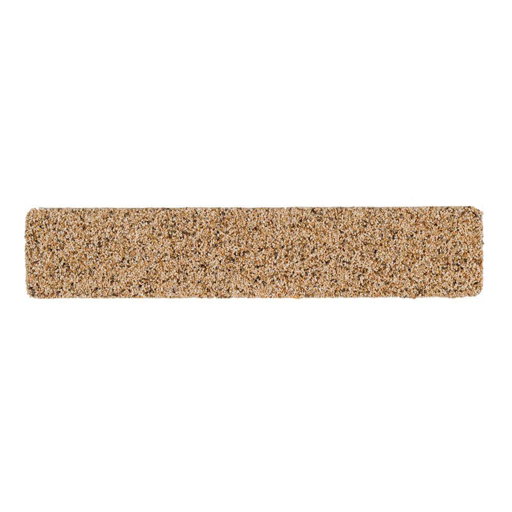 Stick 'n Step 4 in. x 16 in. Natural Heavy-Duty Anti Skip Adhesive Strip