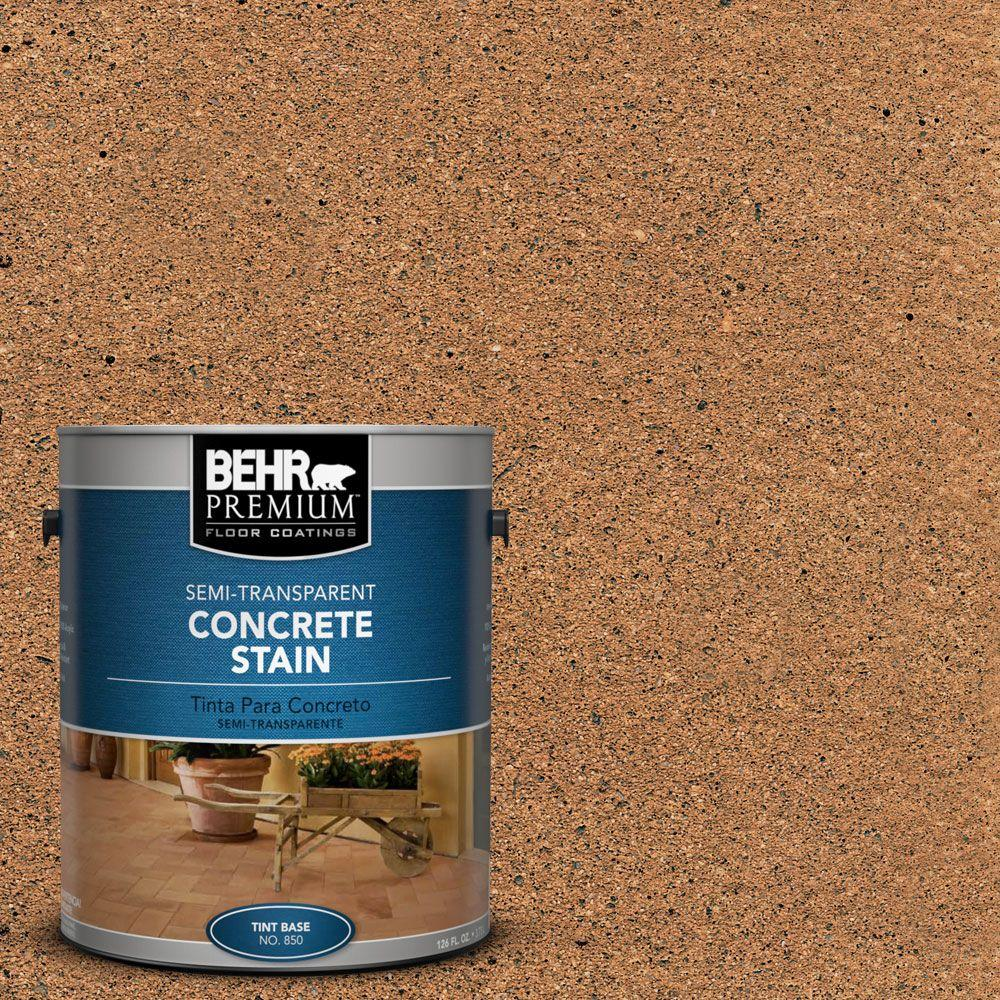 1 gal. #STC-11 Grotto Semi-Transparent Interior/Exterior Concrete Stain