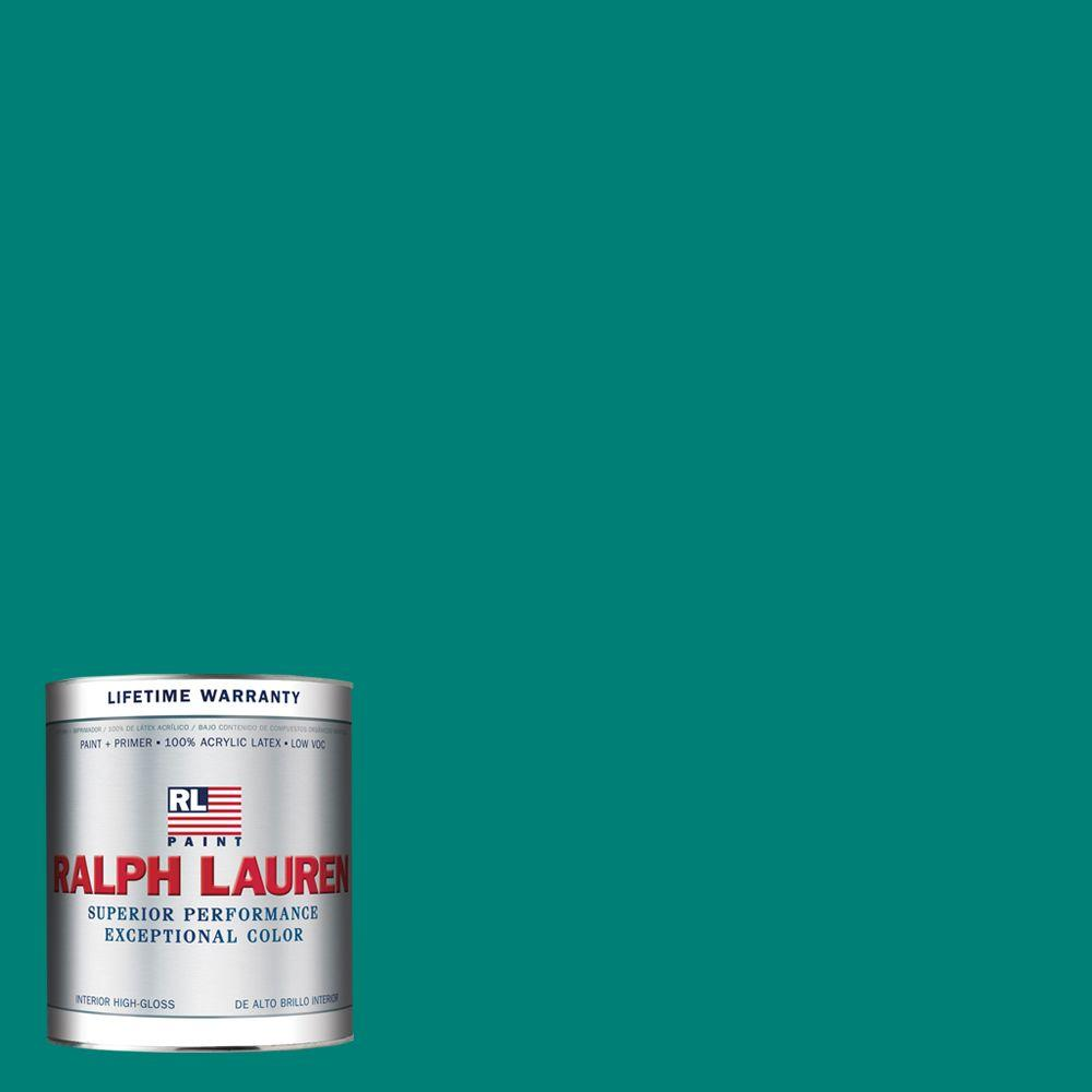 Ralph Lauren 1-qt. Hotel du la Plage Hi-Gloss Interior Paint