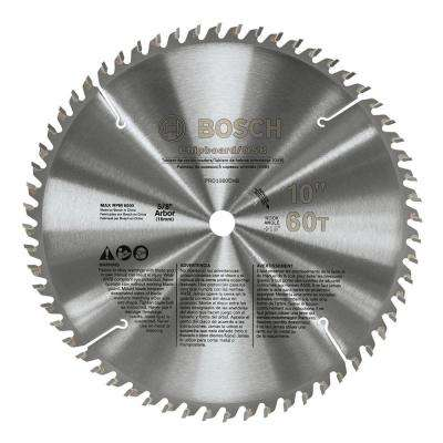 10 in. Chipboard/OSB Woodworking Blade (Box)