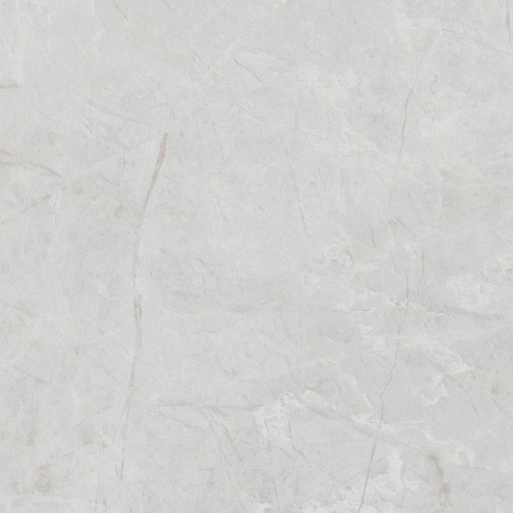 ELIANE Delray White 12 in. x 12 in. Ceramic Floor and Wall Tile ...