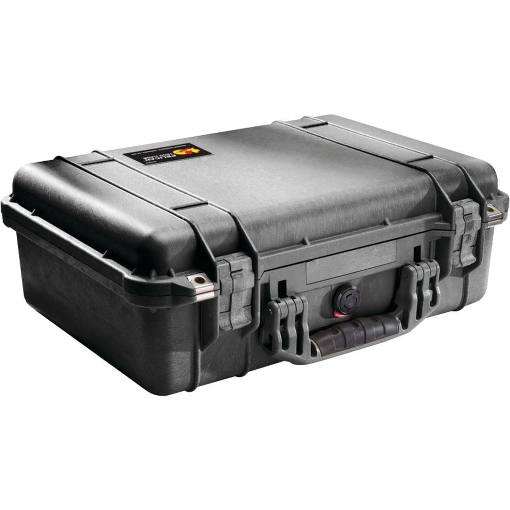 Pelican 185 In Watertight And Crush Proof Case With Foam Insert 1500 000 110 The Home Depot