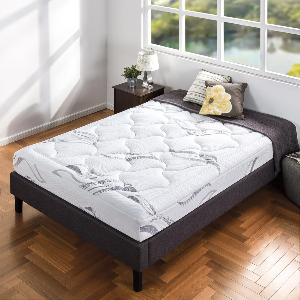 Zinus Inc Ultra Plush Supreme 8 In Queen Memory Foam