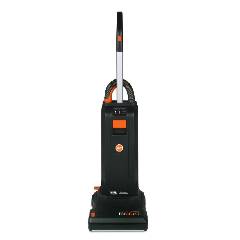 Hoover Commercial Insight 13 in. Bagged Upright Vacuum Cleaner