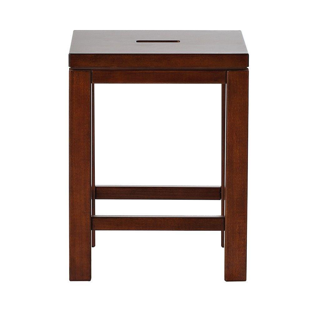 Martha Stewart Living Craft Space Sequoia Wood Counter