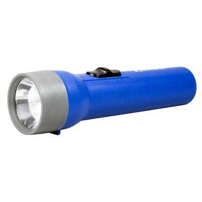Deluxe High Impact Resin LED Flashlight, Red
