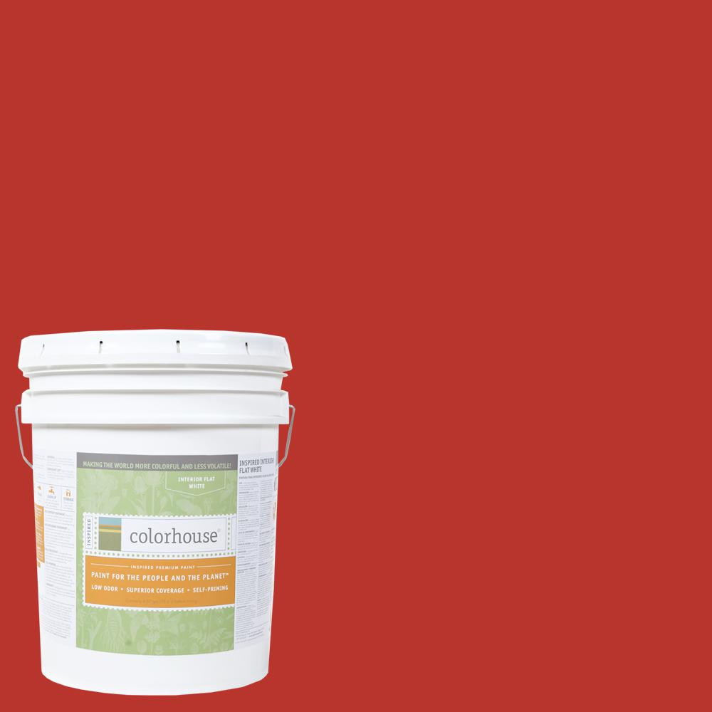 Colorhouse 5 Gal Create 04 Flat Interior Paint