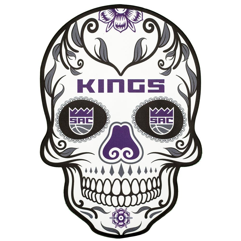 NBA Sacramento Kings Outdoor Skull Graphic- Small