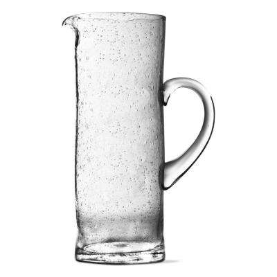 68 oz. Bubble Glass Tall Pitcher