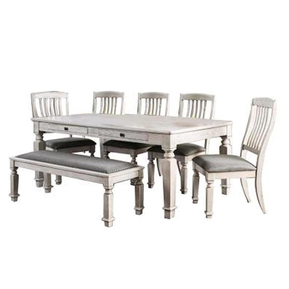Williams Home Furnishing Georgia Antique Table Set