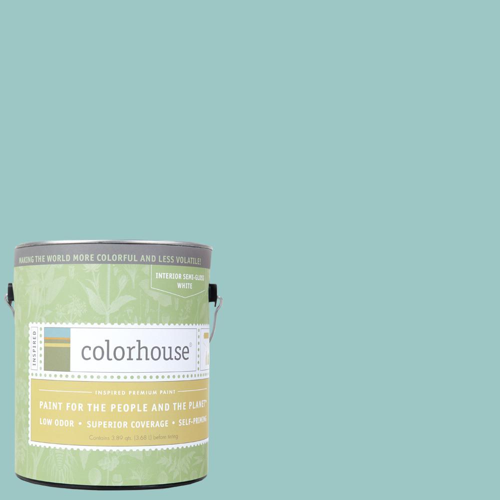 1 gal. Dream .04 Semi-Gloss Interior Paint