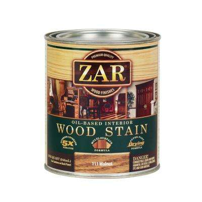 111 1 qt. Walnut Wood Interior Stain (2-Pack)