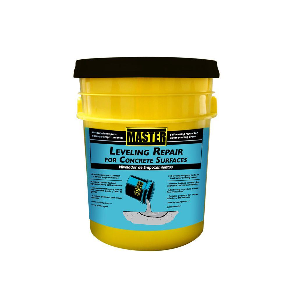 Cement Leveling Products : Master lb leveling repair d the home depot