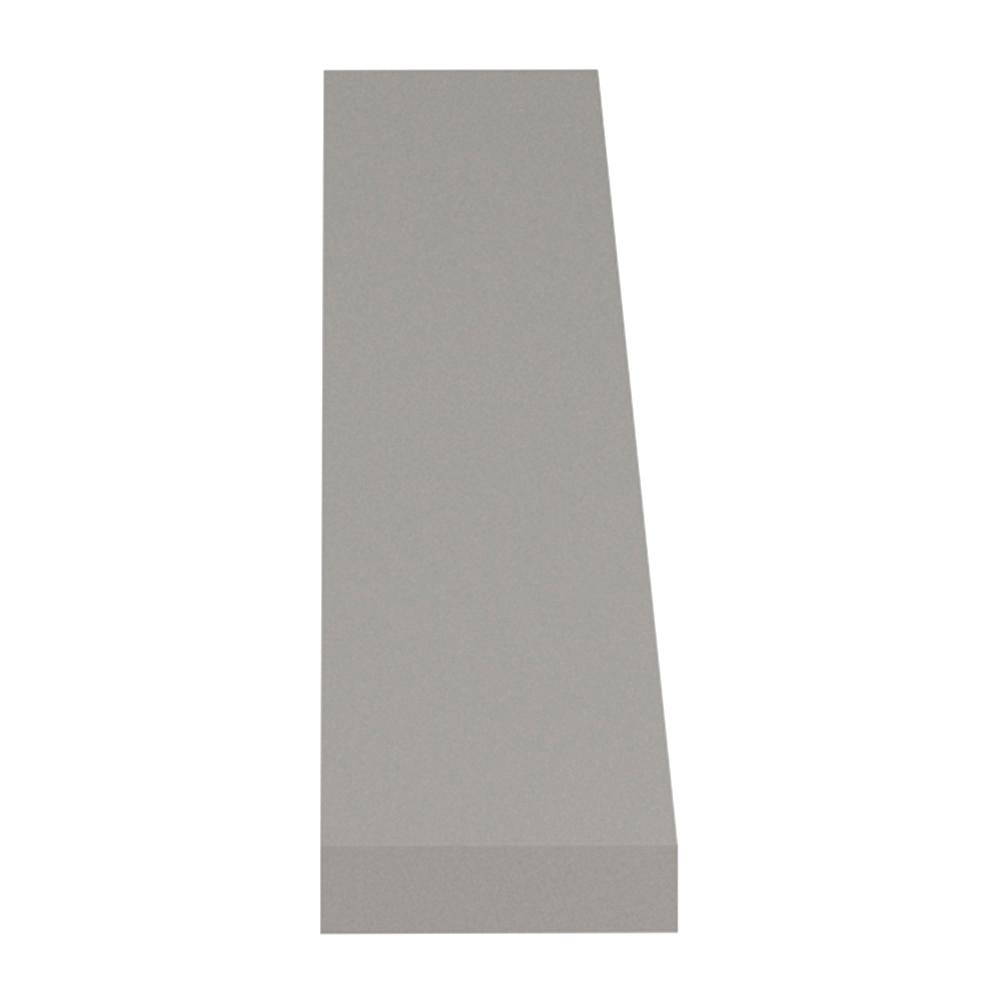 Hampton Bay 3x30 in. D Cabinet Filler in Gray