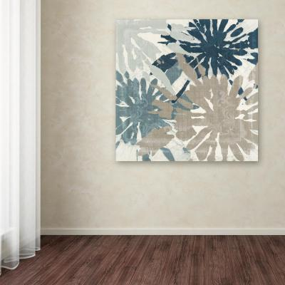 """35 in. x 35 in. """"Beach Curry IV"""" by Color Bakery Printed Canvas Wall Art"""