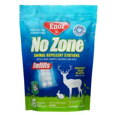 16 oz. Animal Repellent Station Refills