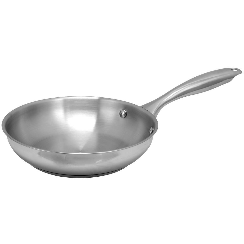 Saunders Stainless Steel Frying Pan