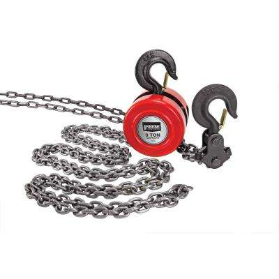 3-Ton Chain Hoist