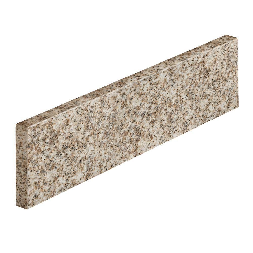 21 in. Granite Sidesplash in Golden Hill