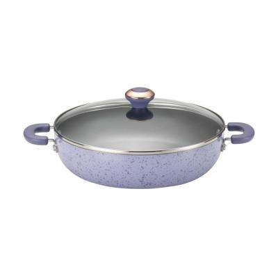 Aluminum Fry Pan with Lid