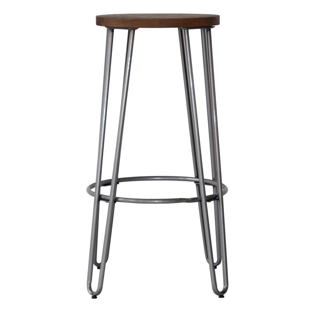 Ace Casual Furniture 23.82 in. Natural Bar Stool  sc 1 st  The Home Depot & Ace Casual Furniture 23.82 in. Natural Bar Stool-0279501 - The ... islam-shia.org