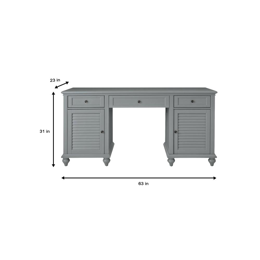 Admirable Home Decorators Collection Hamilton Gray Desk 9786600270 Complete Home Design Collection Papxelindsey Bellcom