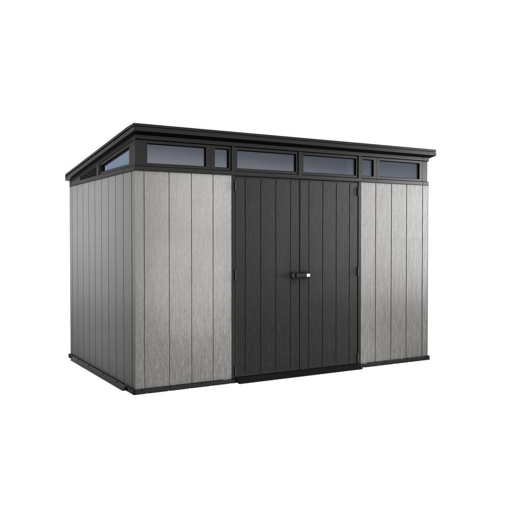 Artisan 11 ft. x 7 ft. Resin Storage Shed