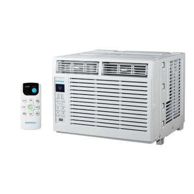 5,000 BTU 115-Volt Window Air Conditioner with Remote Control