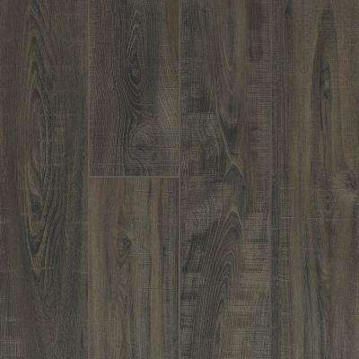 Take Home Sample - Primavera Coffee Resilient Vinyl Plank Flooring - 5 in. x 7 in.