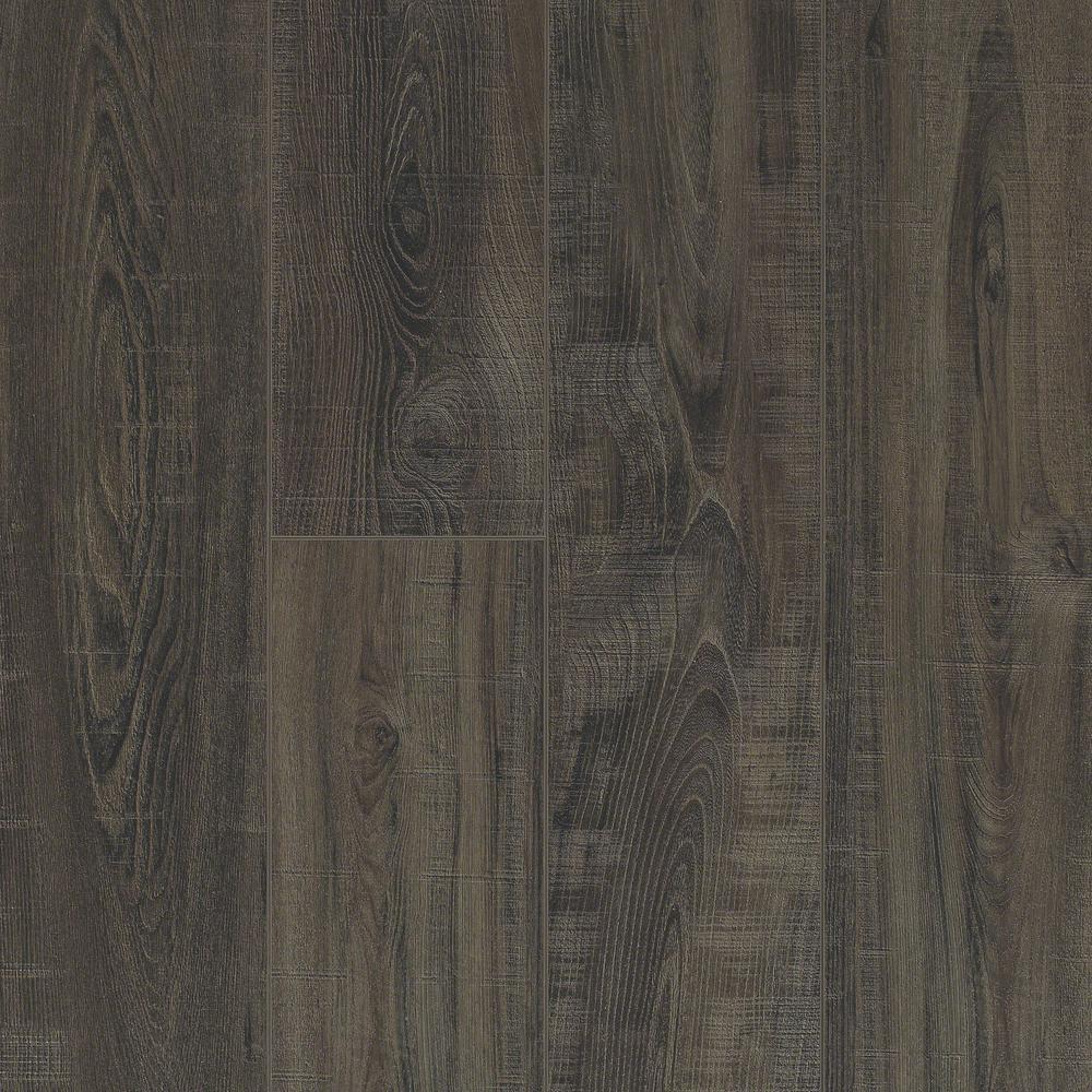 Take Home Sample - Primavera Coffee Resilient Vinyl Plank Flooring - 5 in. x 7 in.