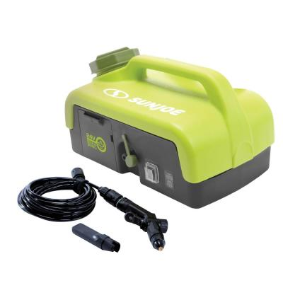 116 PSI 1.5 GPM 2.5 Gal. Cordless Electric Go-Anywhere Portable Sink/Shower Spray Washer (Tool Only)