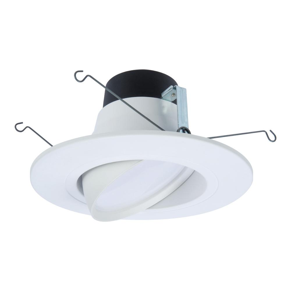 White Integrated Led Recessed Ceiling