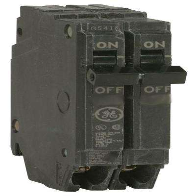 Q-Line 15 Amp 1 in. Double Pole Circuit Breaker