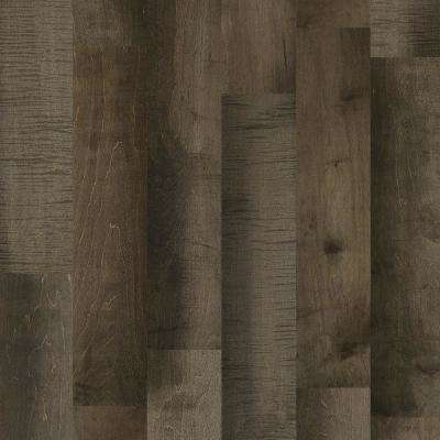 Take Home Sample - Major Event Maple Dusty Trail Engineered Click Hardwood Flooring - 9.25 in. x 8 in.