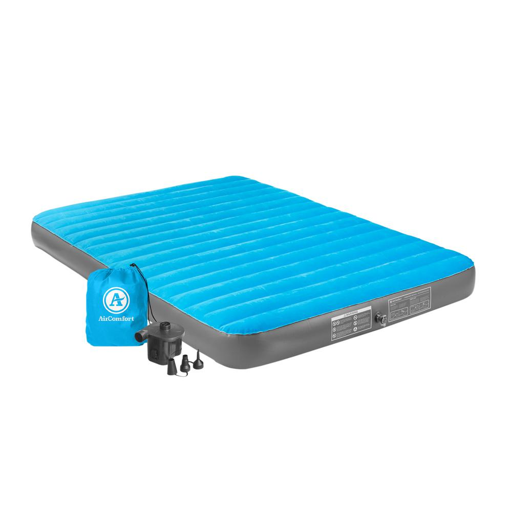 camp mate queen size air mattress