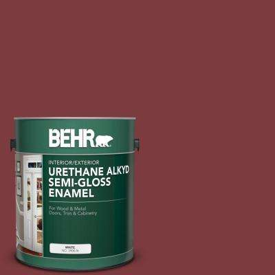 Excellent Brick Red Paint Colors Paint The Home Depot Home Interior And Landscaping Ologienasavecom