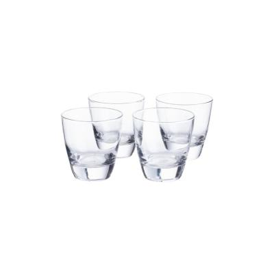 Egerton 10.75 fl. oz. Double Old-Fashioned Glasses (Set of 4)