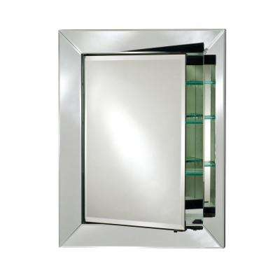 Radiance Cabinets 18 in. x 31 in. Recessed Medicine Cabinet