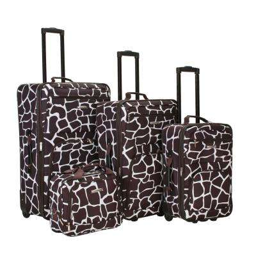 4-Piece Luggage Set
