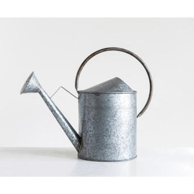 Watering Can Shaped Metal Decorative Accent