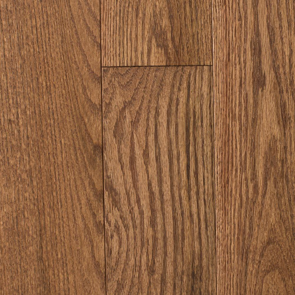 Blue Ridge Hardwood Flooring Oak Antique Gunstock 3 4 In Thick X 5