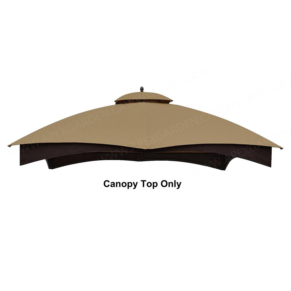 Replacement Canopy Top for 10 ft. x 12 ft. Gazebo #GF-12S004B