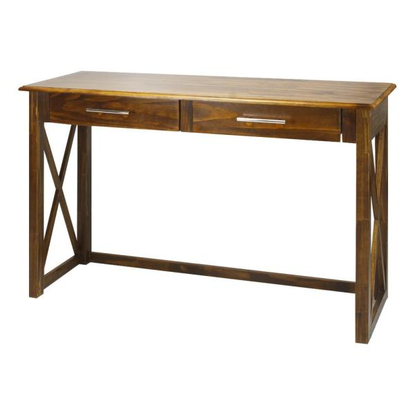 Casual Home Bay View Warm Brown Console Table 363-64