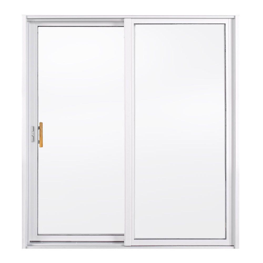 Jeld Wen 72 In X 80 In A 200 Series White Painted