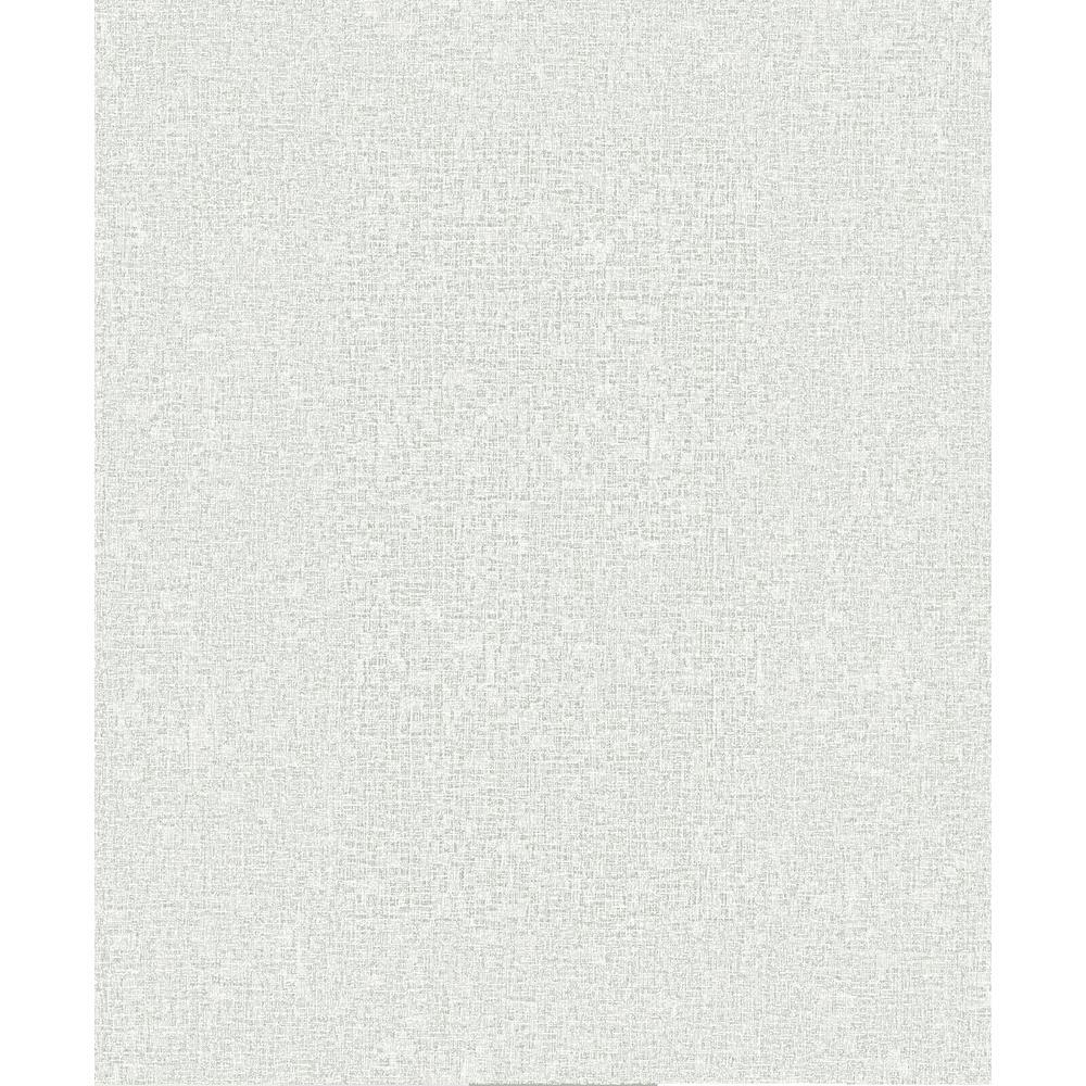 Nora Ivory Hatch Texture Wallpaper Sample