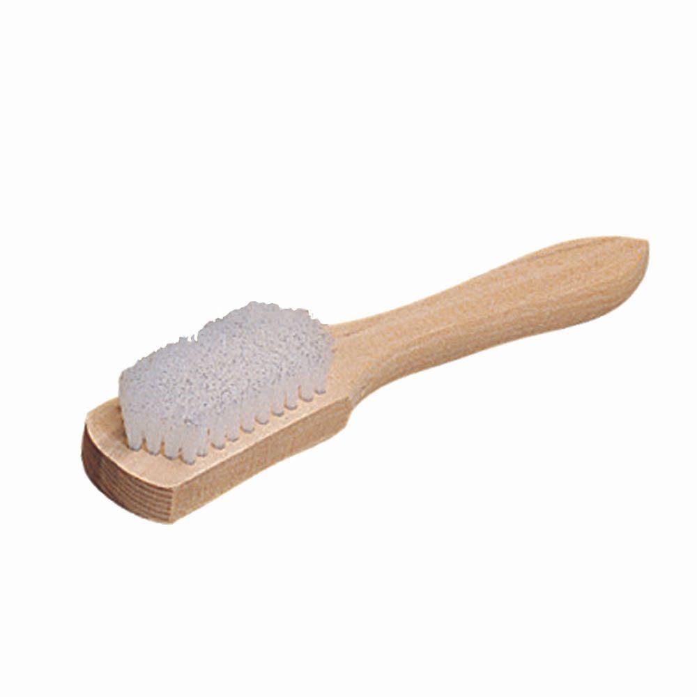 10 in. Nylon Stiff Bristles Carpet Spotting Scrub Brush (Case of 12)