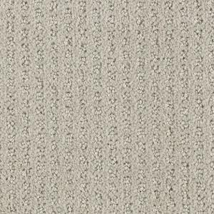 Carpet Sample - Game Face - Color Ash Textured 8 in. x 8 in.