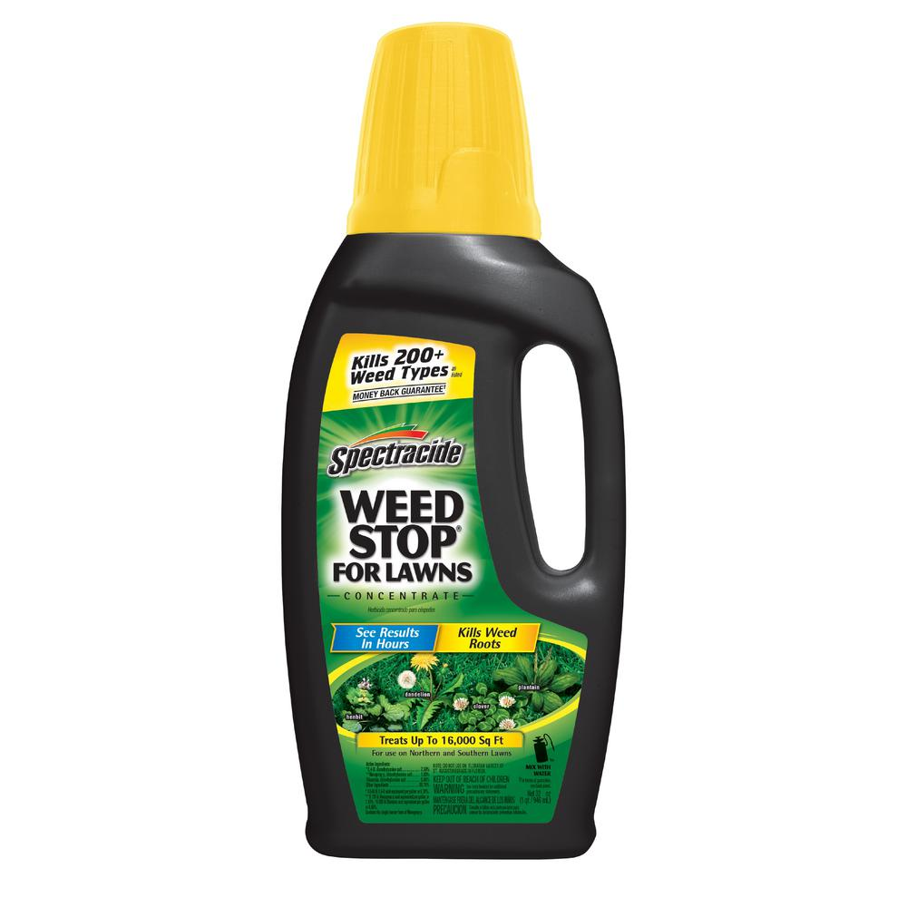 Spectracide Spectracide Weed Stop 32 oz. Concentrate for Lawns