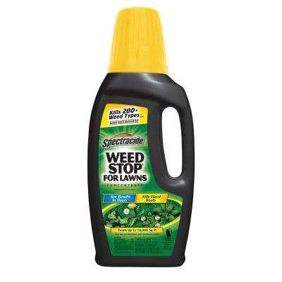 Weed Stop 32 oz. Concentrate for Lawns