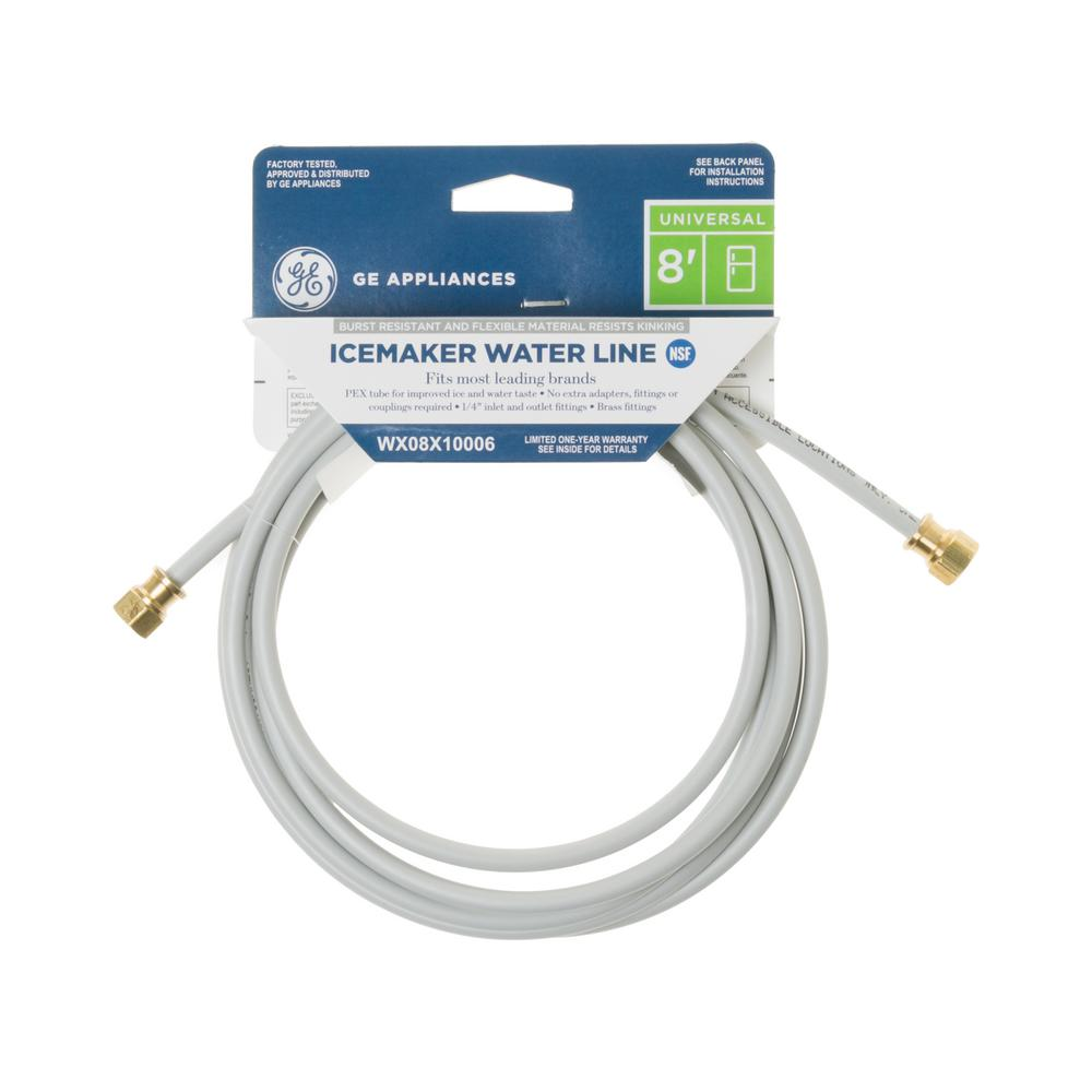 whirlpool ice maker water line hook up When you supply an adequate volume of water at an adequate  when i tried to  connect the ro system up to my fridge for ice and water,.